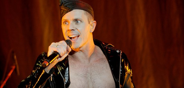 Jake Shears Testicle