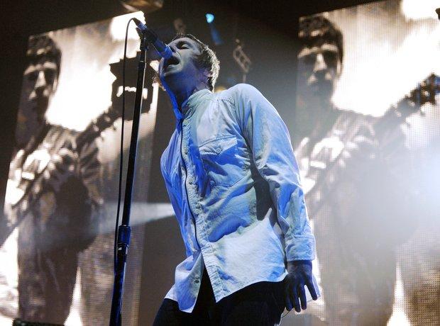 Oasis live in LA