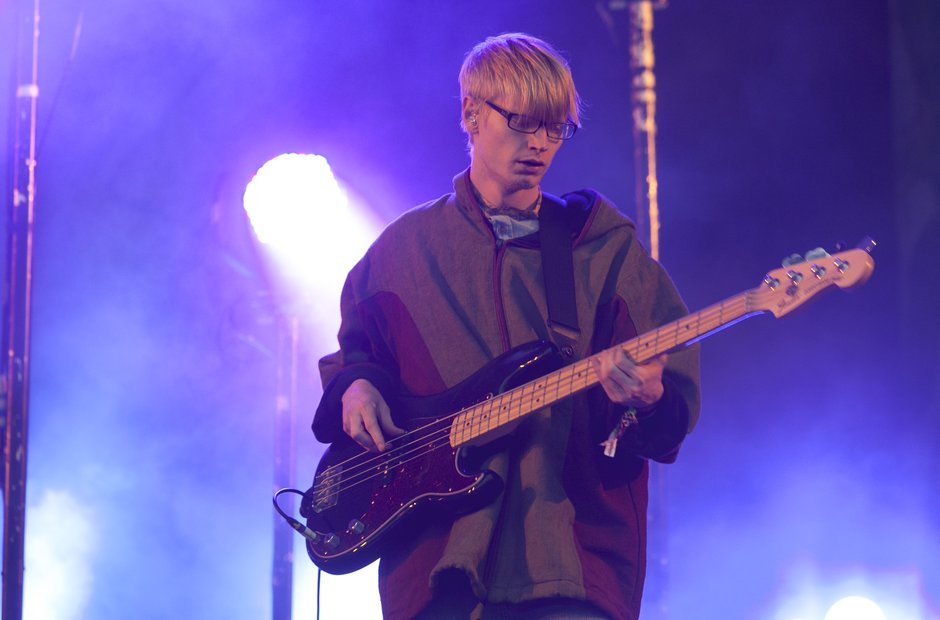 Alt-J - Glastonbury 2013