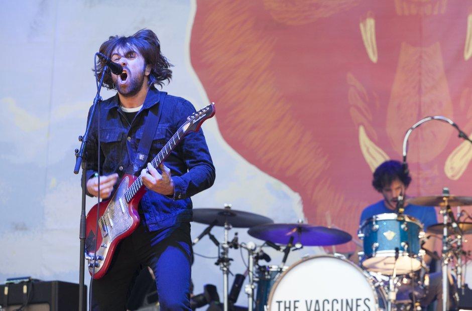 The Vaccines - Glastonbury 2013