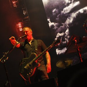 Queens At The Stone Age Benicassim 2013