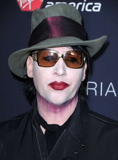 Marilyn Manson worse dressed rock stars