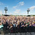 Isle Of Wight Festival crowd
