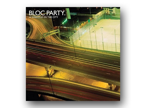 Bloc Party - A Weekend In The City