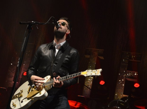 Courteeners at Leeds Festival 2014