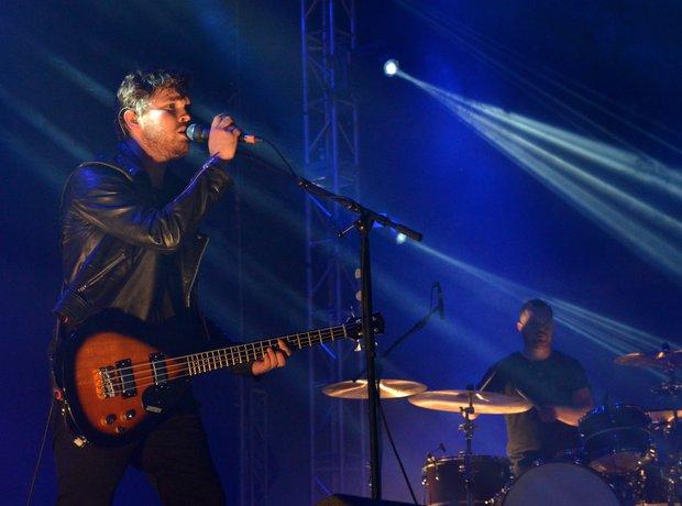 Royal Blood at Leeds Festival 2014