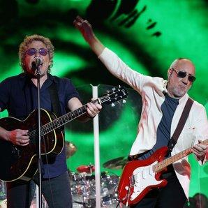 Glastonbury 2015 Sunday  - The Who