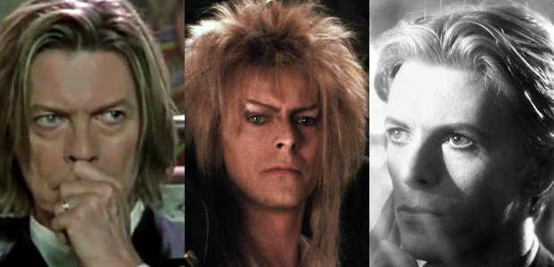 David Bowie Movie Marathon