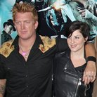 Josh Homme, Brody Dalle, Queens Of The Stone Age,
