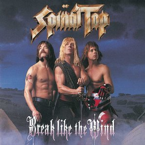 Spinal Tap Break Like The Wind Album Cover