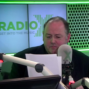 Tim Lihoreau on Radio X