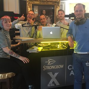 Strongbow Cloudy Apple Tour Pics
