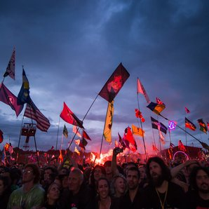 Glastonbury Moments