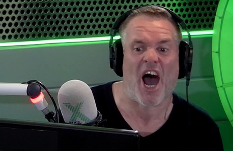 Chris Moyles Rant 27 Sep 2016