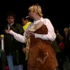 Kurt Cobain vintage footage meeting fan in 1992 Yo