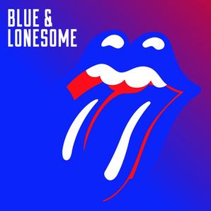 Blue & Lonesome Rolling Stones Album artwork