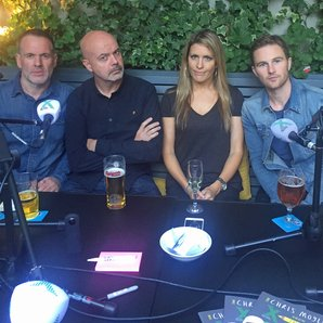 Chris Moyles Pubcast BEFORE