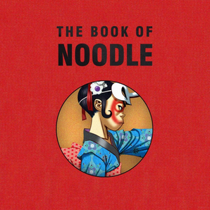 Gorillaz The Book Of Noodle front page