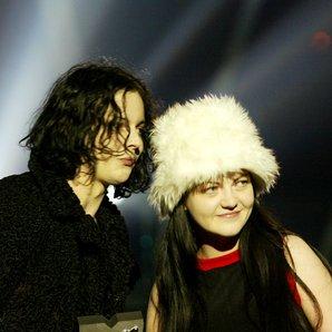 The White Stripes in 2003