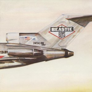 Beastie Boys - Licensed To Ill cover