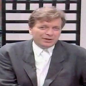 Tony Wilson on TV 1989