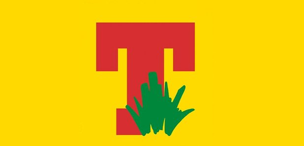 T in The Park logo large