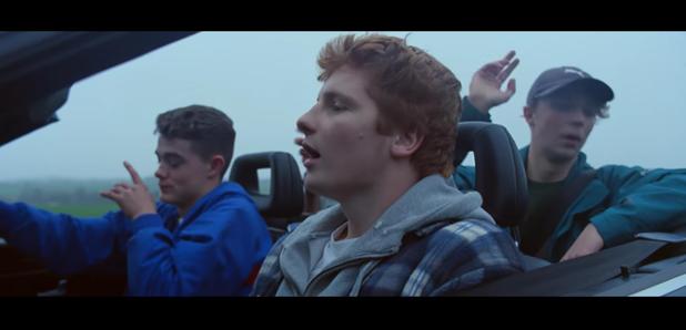 Ed Sheeran's Castle On The Hill video still