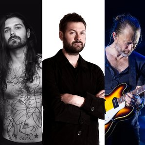 Simon Neil Tom Meighan Thom Yorke