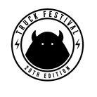 Truck Festival 2017 logo 20 years