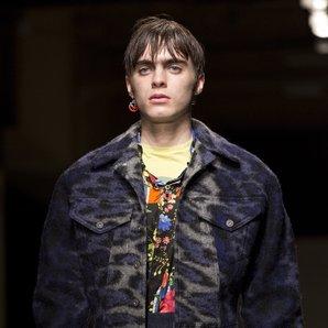 Lennon Gallagher Topman Catwalk 2017