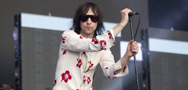 Primal Scream Boardmasters Festival 2016