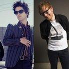 Billie Joe Armstrong Green Day and Ed Sheeran