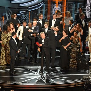 Oscars gaffe La La Land Moonlight Mix Up