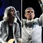 Blossoms Tom Ogden and Ian Brown