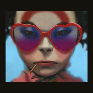 Gorillaz - Humanz album cover