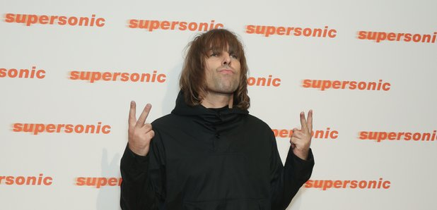Liam Gallagher Supersonic premiere