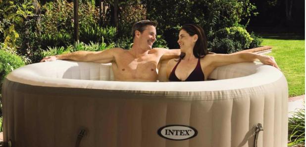 Aldi Inflatable Hot Tub Spa Pool