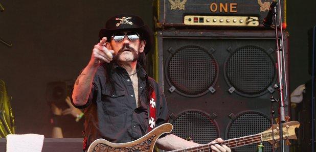 Lemmy from Motorhead in 2015