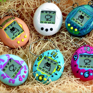 Tamagotchi new designs