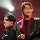 David Bowie and Placebo's Brian Molko