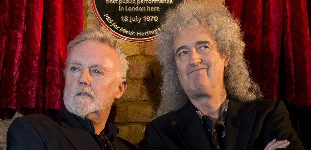 Roger Taylor and Brian May 2015