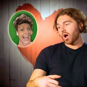 Pippa's Kev is a lot like First Dates' Frankie
