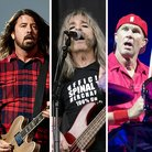 Dave Grohl Harry Shearer as Derek Smalls and Chad