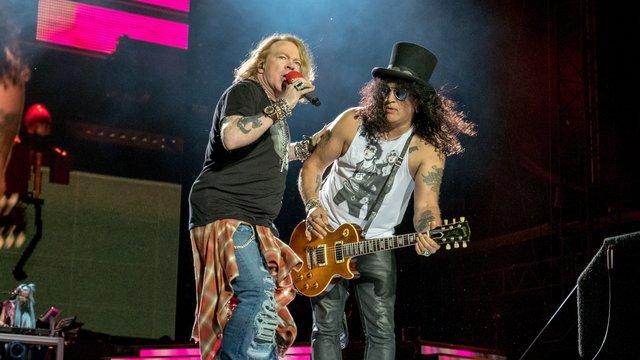WATCH: Guns N' Roses Tease Wednesday Announcement | News ...