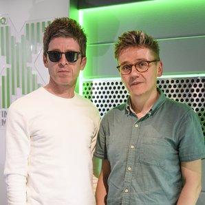 Noel Gallagher with John Kennedy Radio X May 2017
