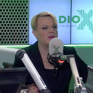 Eddie Izzard on Chris Moyles 2