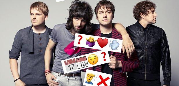 Kasabian Emoji Quiz