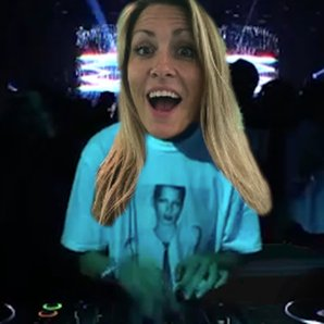 Pippa prepares to DJ this Friday