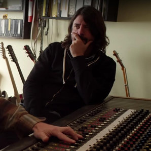 Dave Grohl reacts to Foo Fighters demos still