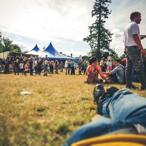 Festival stock image